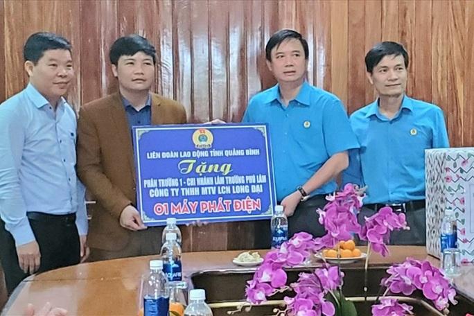 Quảng Bình: Nâng cao đời sống nhân viên bảo vệ rừng - Ảnh 1.