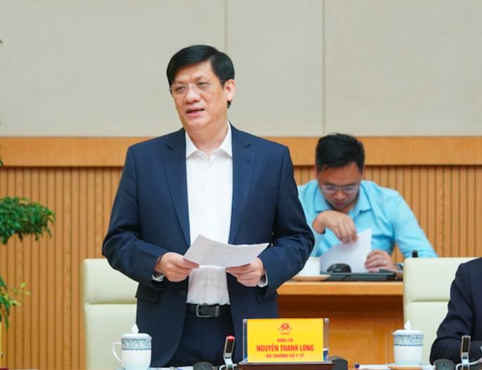 Bộ trưởng Bộ Y tế: Dự kiến bắt đầu tiêm vắc-xin Covid-19 cho người dân từ ngày 8-3 - Ảnh 1.