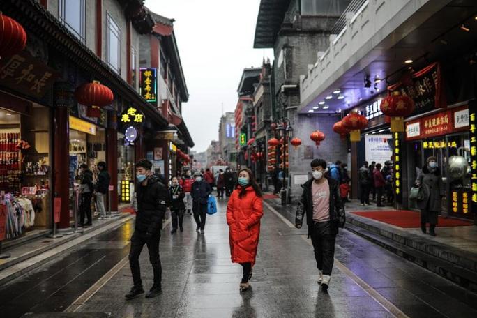 Trung Quốc đặt mục tiêu khiêm tốn cho GDP 2021 - Ảnh 1.