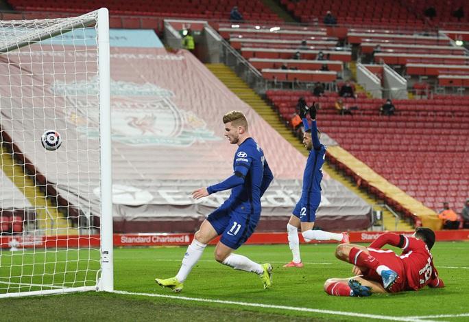 Mason Mount lập siêu phẩm, Liverpool nhận chuỗi thất bại thảm họa - Ảnh 3.