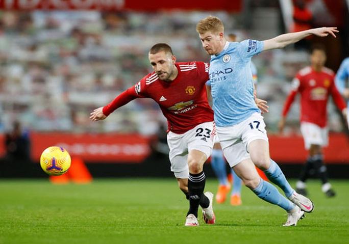 Man United khó cản bước Man City - Ảnh 1.