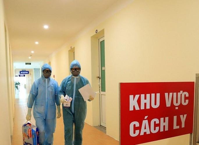 Sắp rời khu cách ly, chuyên gia Hàn Quốc phát hiện mắc Covid-19 - Ảnh 1.