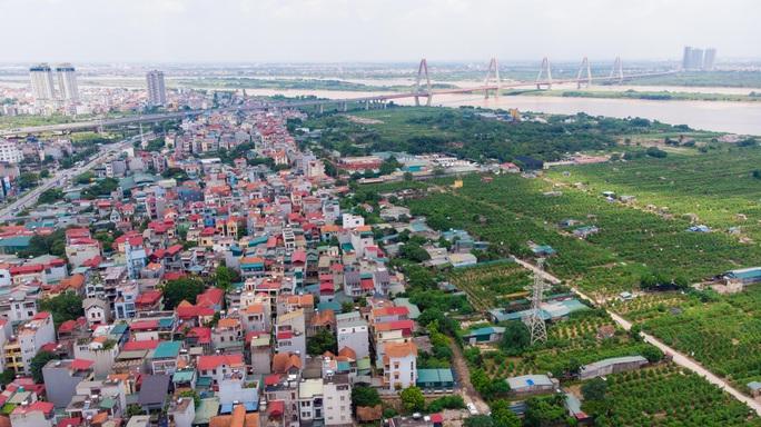 Hà Nội quy hoạch nội đô lịch sử và sông Hồng - Ảnh 1.