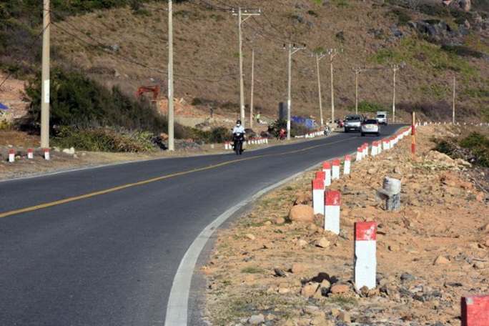 Côn Đảo đưa vào sử dụng 10km dự án đường 720 tỉ đồng - Ảnh 1.