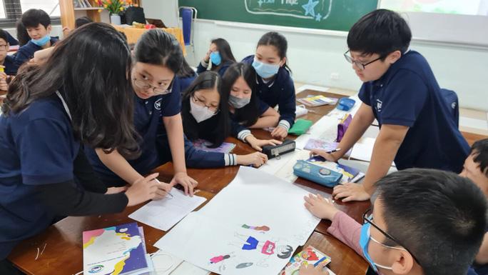 Thí điểm dạy tiếng Hàn, Đức từ lớp 3: Còn nhiều băn khoăn - Ảnh 1.
