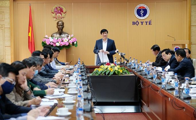 Nhân viên y tế ở Hà Nội, TP HCM, Hải Dương... sẽ tiêm vắc-xin Covid-19 trong tuần tới - Ảnh 3.