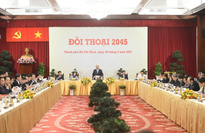 Thủ tướng Nguyễn Xuân Phúc: Tổng động viên sức mạnh trong dân - Ảnh 1.