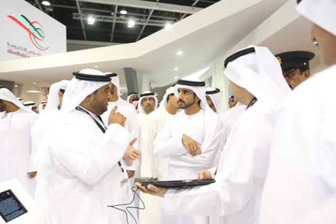 Chính phủ điện tử: Hình mẫu Dubai - Ảnh 1.