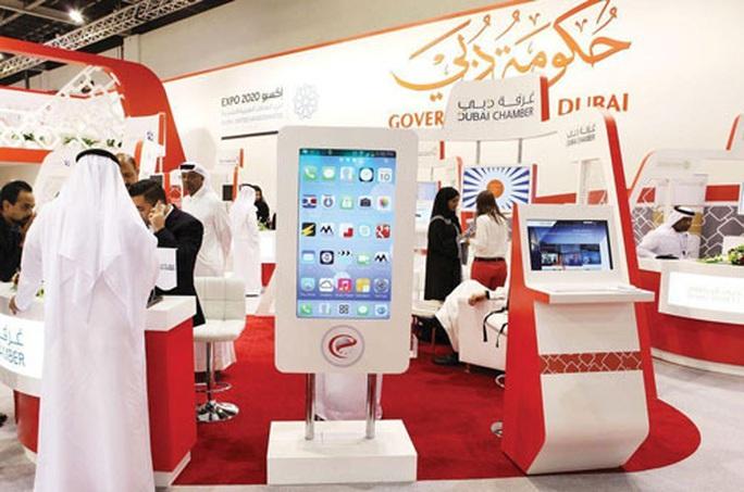 Chính phủ điện tử: Hình mẫu Dubai - Ảnh 2.