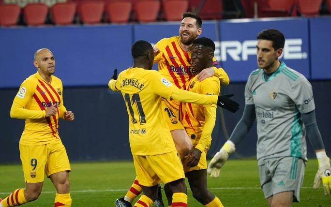 Messi siêu kiến tạo, sao 18 tuổi lập đại công cho Barcelona - Ảnh 6.
