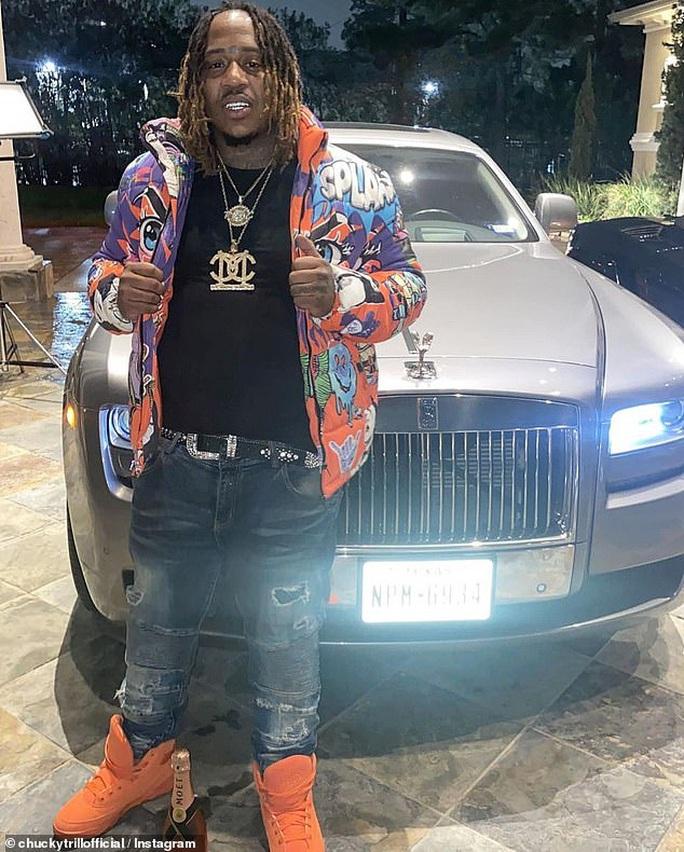 Rapper đột ngột bị bắn chết ở tuổi 33 - Ảnh 1.