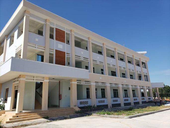 Bình Thuận: Sớm đưa vào sử dụng trường dạy nghề miễn phí - Ảnh 1.