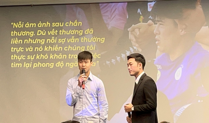 Vì sao bác sĩ Choi giúp Lương Xuân Trường mở phòng mạch thể thao? - Ảnh 1.
