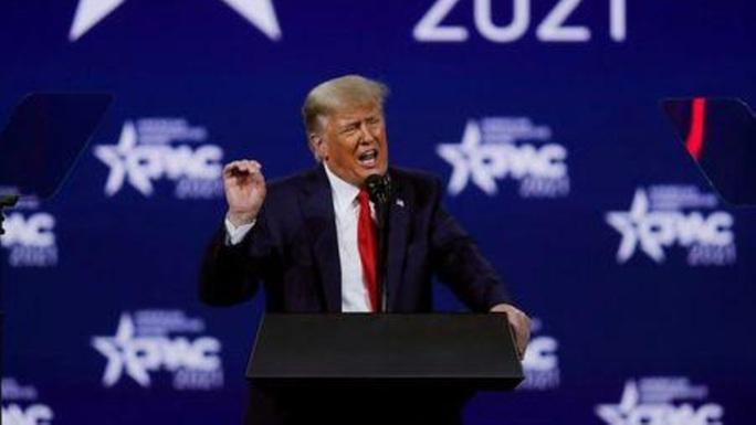 Ông Trump và cuộc nội chiến đảng Cộng hòa - Ảnh 1.