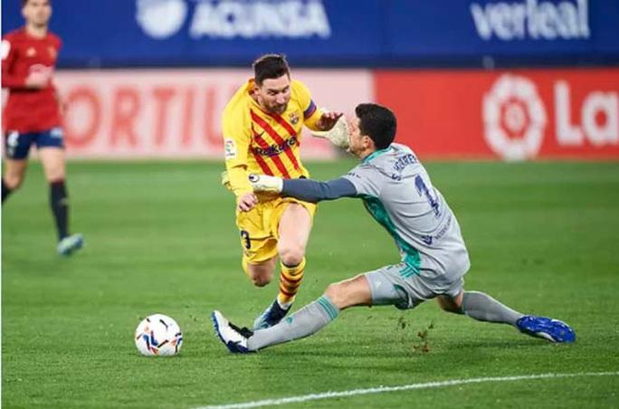 Messi siêu kiến tạo, sao 18 tuổi lập đại công cho Barcelona - Ảnh 2.