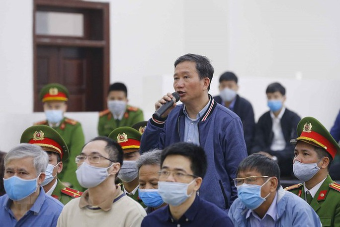 Trịnh Xuân Thanh: Tôi làm gì sai mà ông Đinh La Thăng buộc tội - Ảnh 1.
