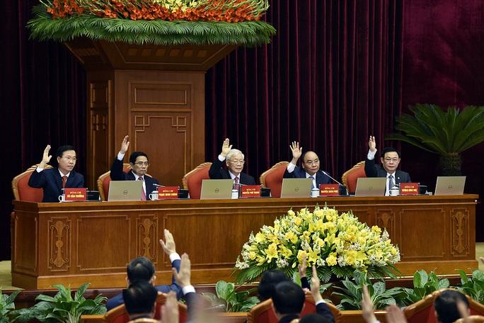 CHÙM ẢNH: Khai mạc Hội nghị Trung ương 2 - Ảnh 11.