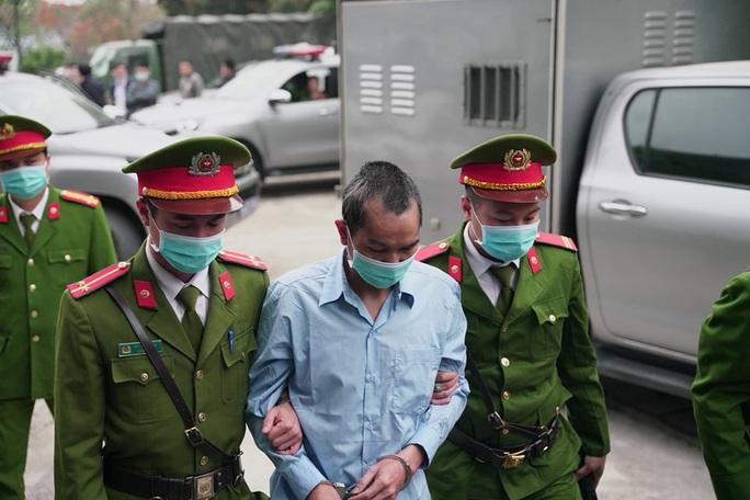 Vụ án Đồng Tâm: Y án tử hình Lê Đình Công và Lê Đình Chức - Ảnh 2.