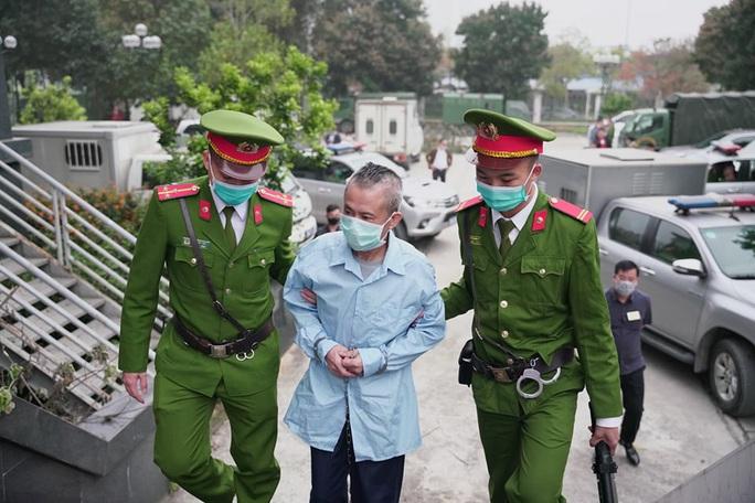 Vụ án Đồng Tâm: Y án tử hình Lê Đình Công và Lê Đình Chức - Ảnh 1.