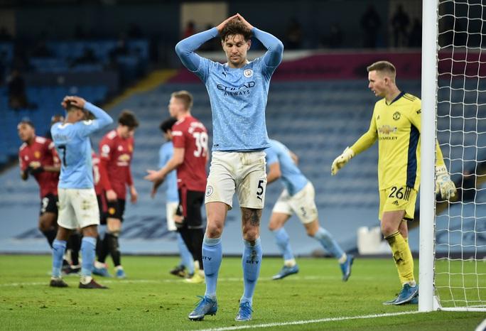 Man United bùng nổ trận derby, thắng sốc chủ nhà Man City - Ảnh 9.