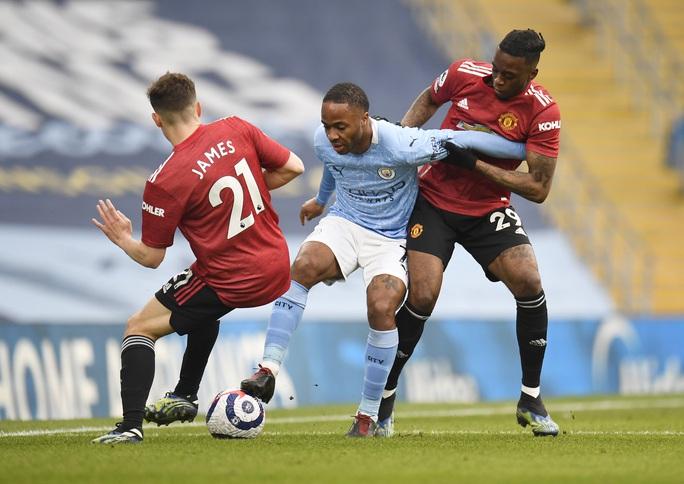 Man United bùng nổ trận derby, thắng sốc chủ nhà Man City - Ảnh 1.