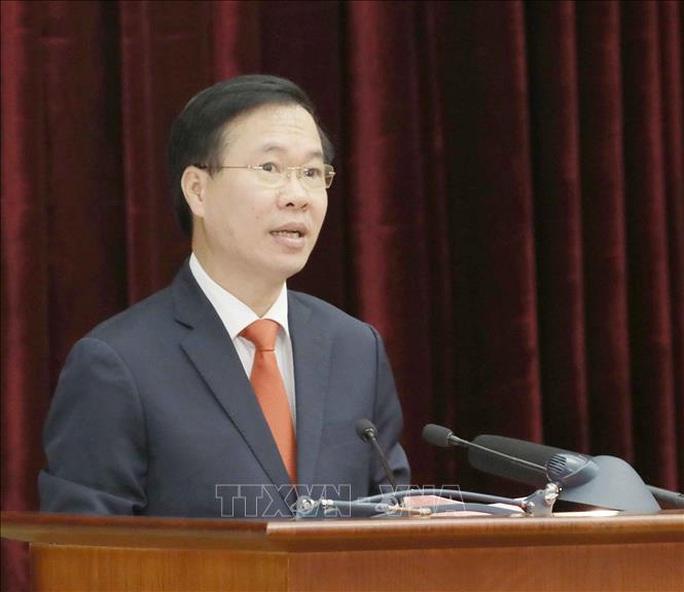 Đọc Tờ trình của Bộ Chính trị về kiện toàn nhân sự lãnh đạo cơ quan Nhà nước - Ảnh 2.