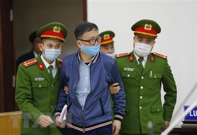 Trịnh Xuân Thanh khai nhiều lãnh đạo góp tiền mua đất Tam Đảo - Ảnh 1.