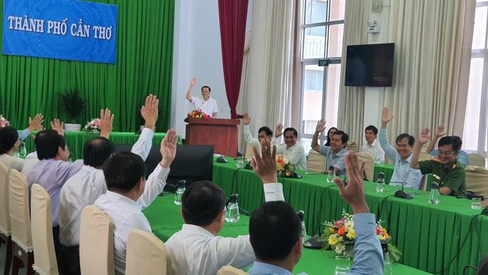 Giới thiệu Chủ tịch UBND TP Cần Thơ ứng cử đại biểu HĐND TP - Ảnh 2.