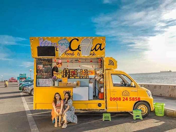 Sẽ có phố ẩm thực bằng xe bán hàng lưu động ở Nha Trang - Ảnh 1.