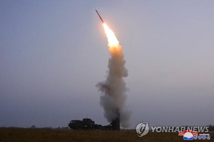 Triều Tiên đang nhắm vào chiến đấu cơ F-35A của Mỹ? - Ảnh 1.