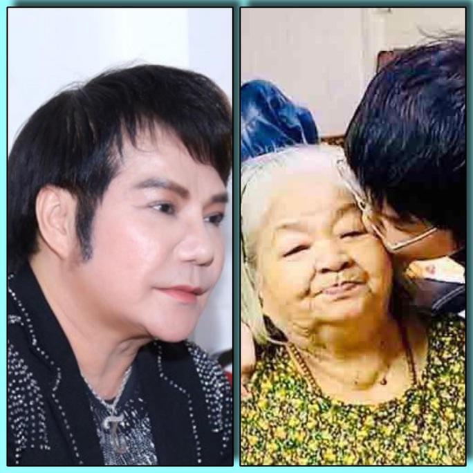 Mẹ mất, nghệ sĩ Linh Tâm không thể về nước thọ tang - Ảnh 1.