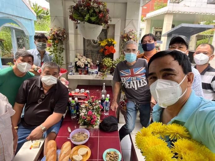 Quyền Linh, Lê Tuấn Anh tổ chức giỗ cho nghệ sĩ Lê Công Tuấn Anh - Ảnh 1.