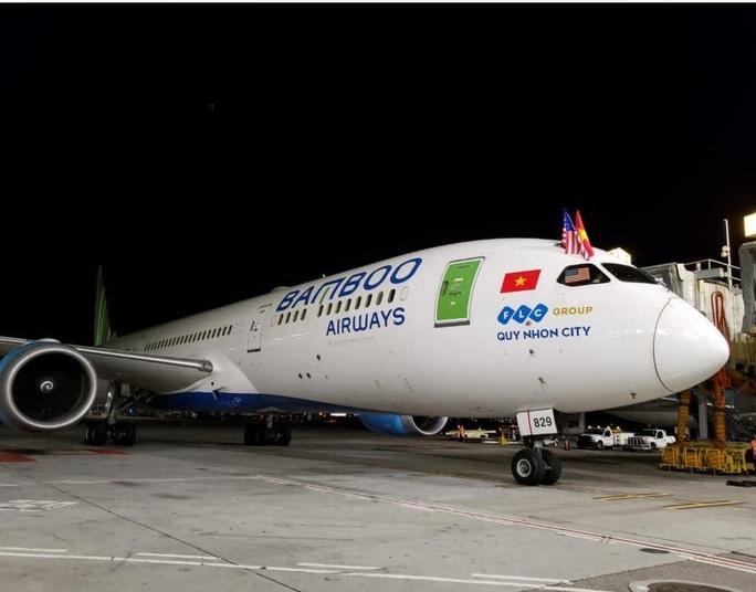 Đề nghị chỉ định Bamboo Airways bay thường lệ Việt - Mỹ - Ảnh 1.