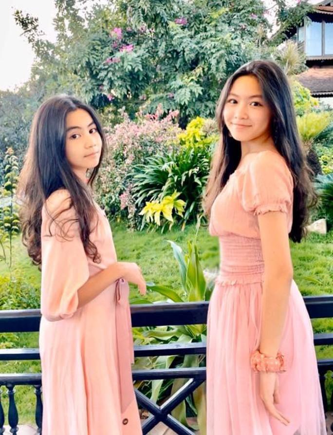 Ngoài 2 công chúa xinh đẹp, Quyền Linh còn có 3 con gái nuôi - Ảnh 4.