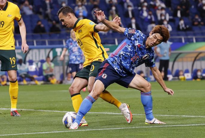 Đánh bại tuyển Úc, Nhật Bản lọt Top 3 bảng B - Ảnh 5.
