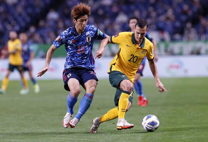 Đánh bại tuyển Úc, Nhật Bản lọt Top 3 bảng B - Ảnh 3.