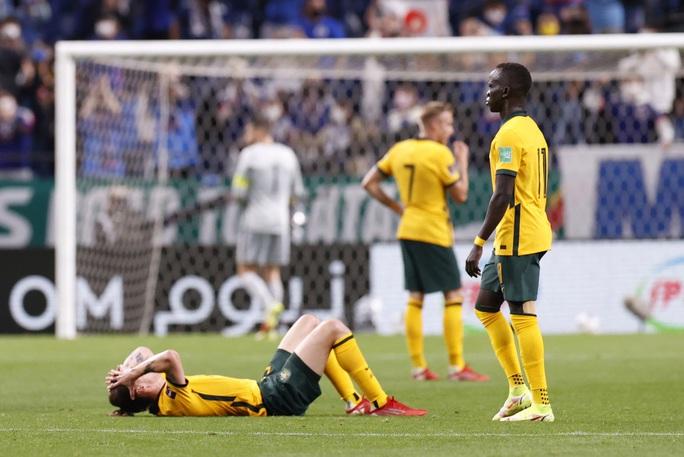Đánh bại tuyển Úc, Nhật Bản lọt Top 3 bảng B - Ảnh 7.
