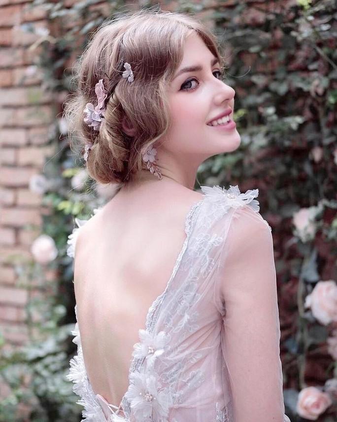 """Vẻ đẹp """"thiên thần"""" của tân Hoa hậu Trái đất Belarus - Ảnh 10."""