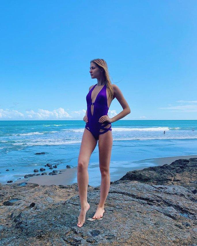 """Vẻ đẹp """"thiên thần"""" của tân Hoa hậu Trái đất Belarus - Ảnh 7."""