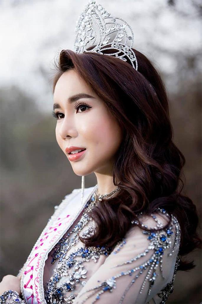 Hoa hậu Lã Kỳ Anh bị bắt vì trộm đồng hồ Rolex ở TP HCM - Ảnh 1.