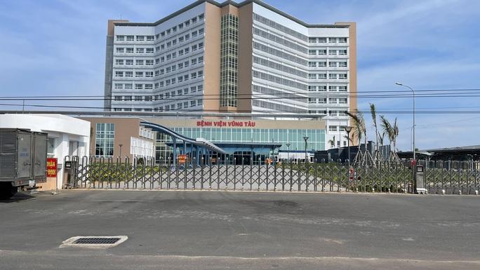 Thông tin nóng liên quan đến Bệnh viện Vũng Tàu - Ảnh 1.