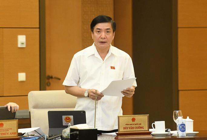 Quốc hội dành 2,5 ngày cho hoạt động chất vấn tại kỳ họp thứ 2 - Ảnh 1.