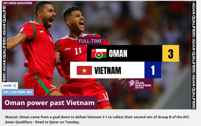 Tuyển Việt Nam may mắn vì không thua nhiều - Ảnh 2.