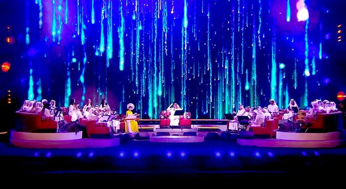 NSƯT Lệ Giang mang đàn bầu đến Dubai, hòa tấu cùng dàn nhạc Trung Đông - Ảnh 2.