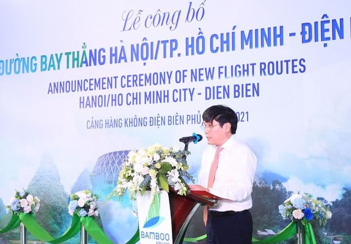 Công bố đường bay thẳng Hà Nội, TP HCM - Điện Biên - Ảnh 2.