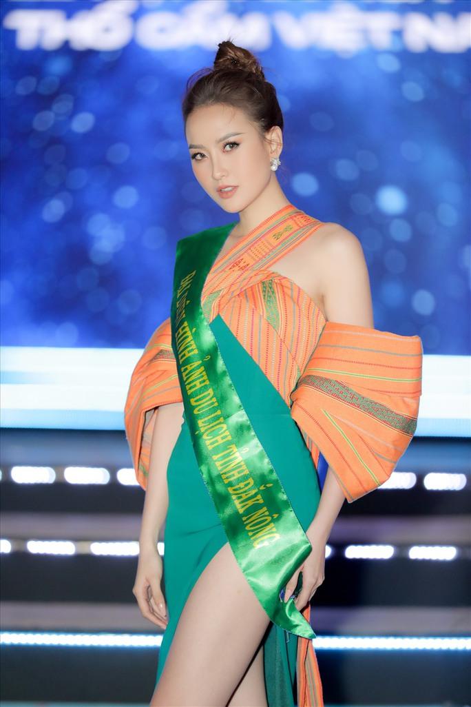 Hoa hậu Khánh Ngân tiết lộ lý do vội vã lên Đắk Nông - Ảnh 1.