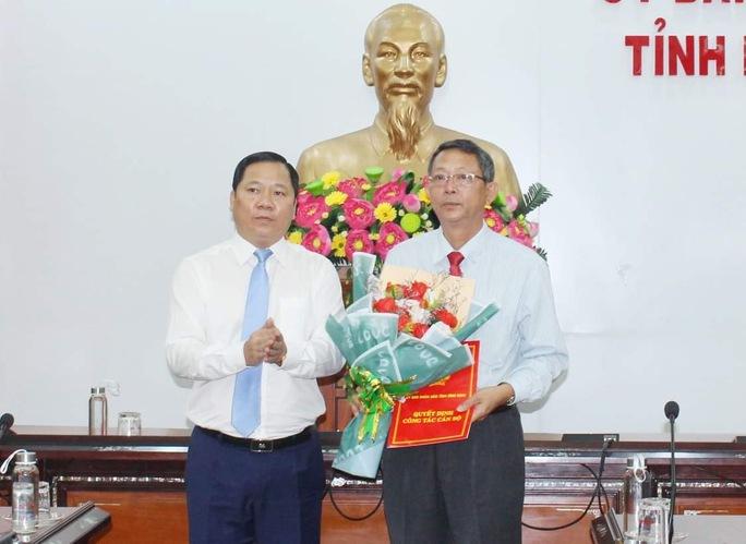 Bình Định có tân giám đốc Sở Du lịch sau khi ông Nguyễn Văn Dũng mất chức vì chơi golf - Ảnh 1.