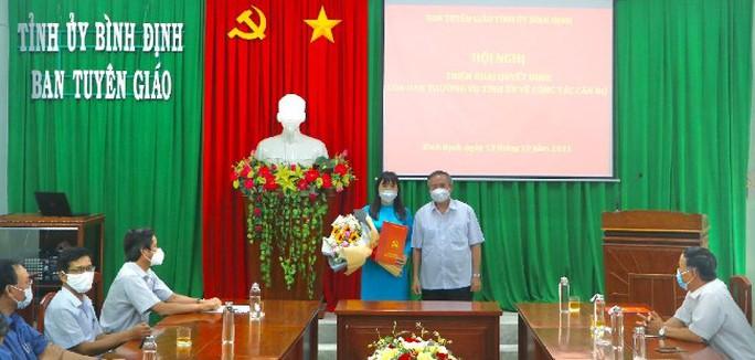 Bình Định có tân giám đốc Sở Du lịch sau khi ông Nguyễn Văn Dũng mất chức vì chơi golf - Ảnh 2.