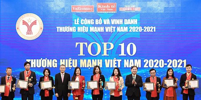 Viettel được công nhận là thương hiệu hàng đầu của Việt Nam - Ảnh 1.
