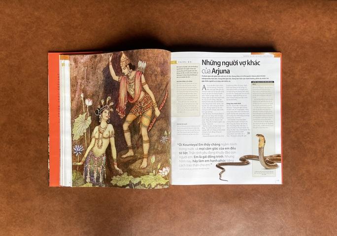 Nhà văn Hồ Anh Thái hiệu đính thiên sử thi nổi tiếng của Ấn Độ - Ảnh 2.